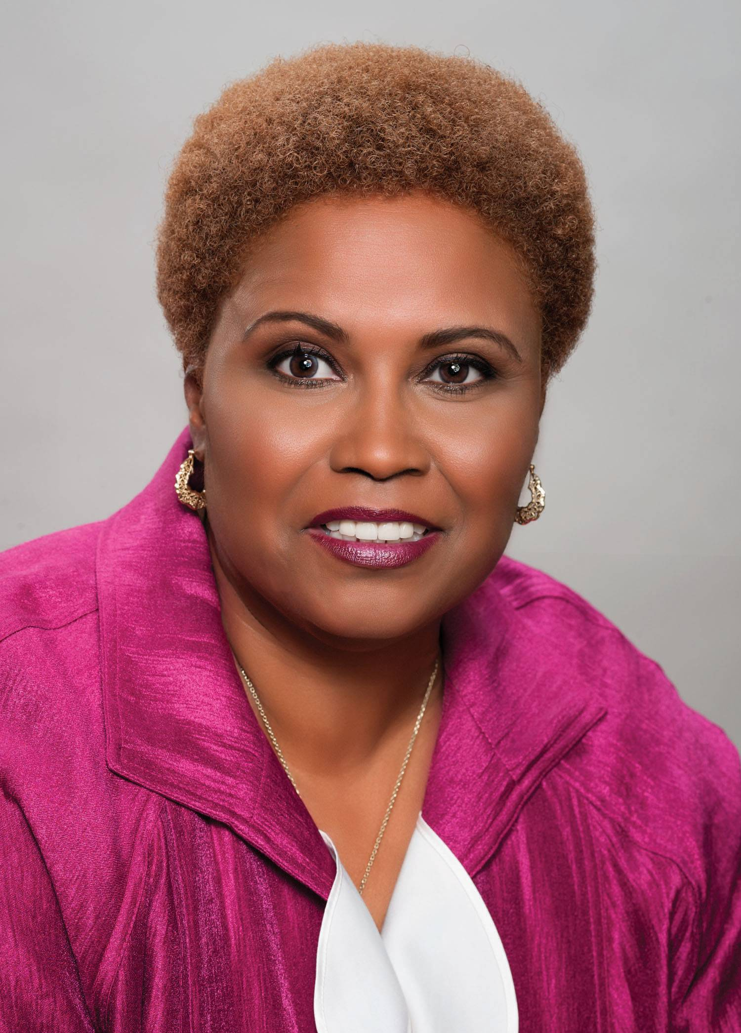 Karen Yarbrough, candidate for Cook County recorder of deeds, Democrat