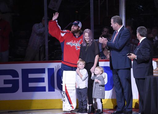Ovechkin Oshie Score As Capitals Hand Avalanche First Loss
