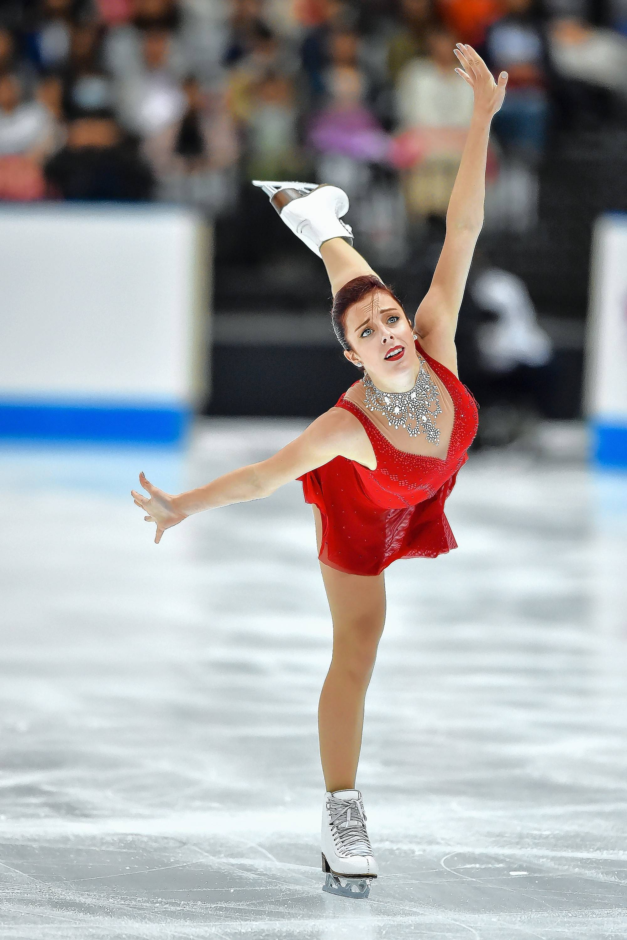 Three-time U.S. champion Ashley Wagner will be among the competitors this weekend at the Sears Centre Arena in Hoffman Estates for the 2016 Progressive Skate America.