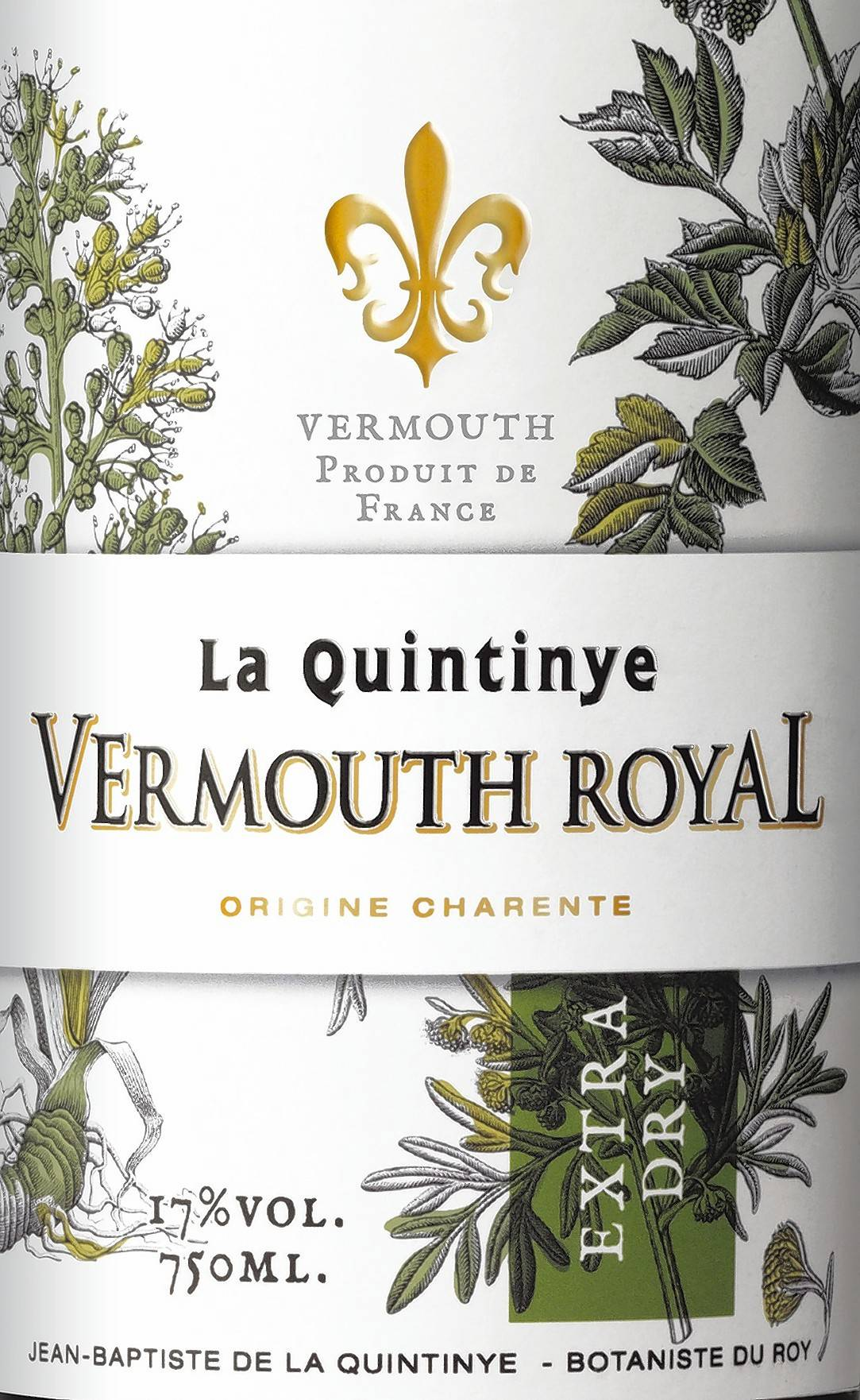 "La Quintinye's Vermouth Royal ""Extra Dry"" balances such spicy cuisine as sushi, Thai and ribs with its own delicate sweetness, says Mary Ross."