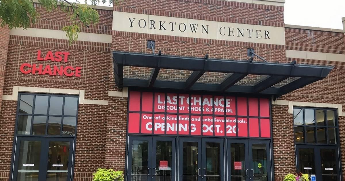 nordstrom 39 s last chance opens in yorktown. Black Bedroom Furniture Sets. Home Design Ideas