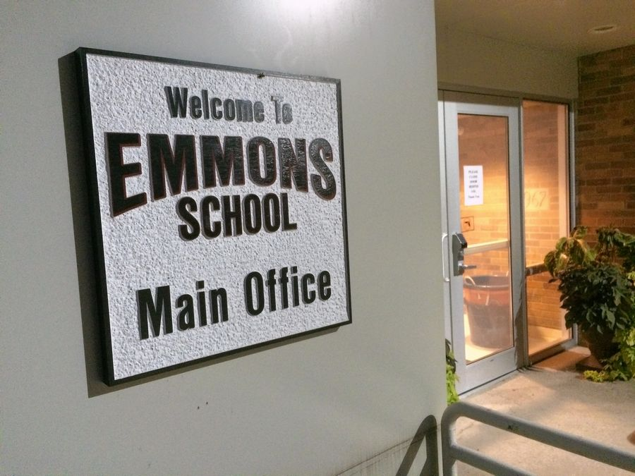 Emmons School District 33 officials on Thursday rejected a request from a neighboring district to investigate consolidation.