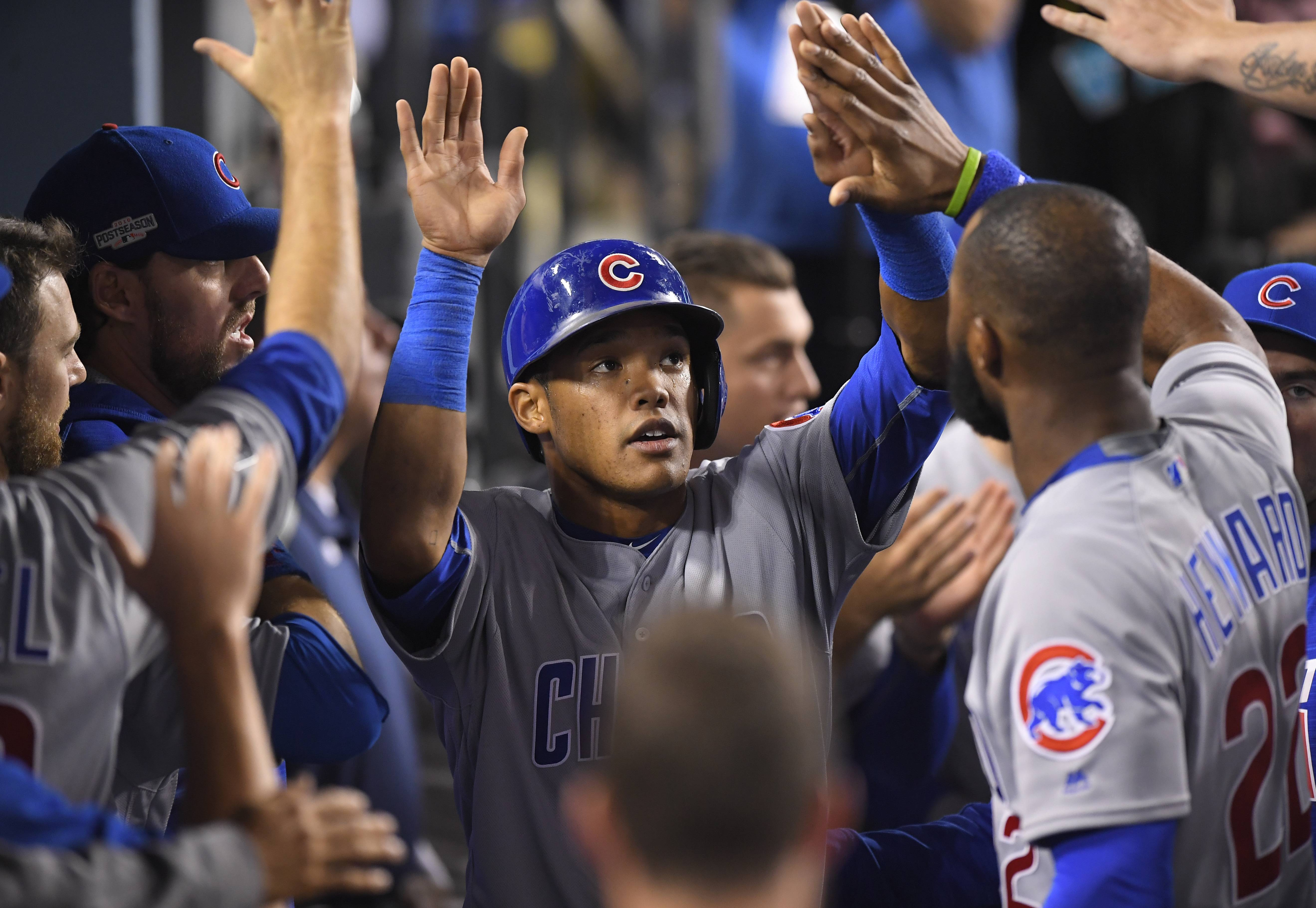 Imrem: Cubs' Russell introducing himself to the world