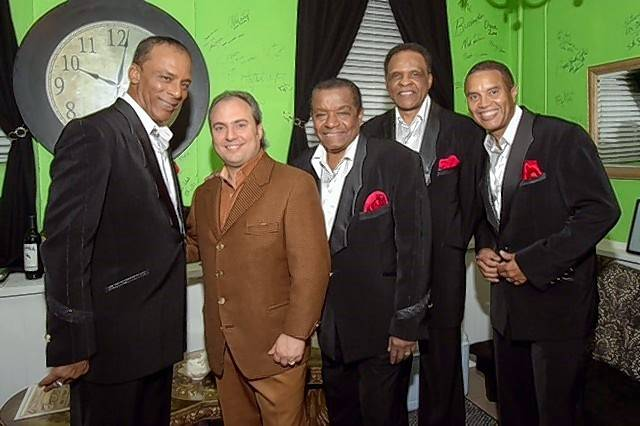 Little Anthony & the Imperials first performed on The Arcada stage in 2013. The doo-wop legends return at 5 p.m. Sunday, Oct. 23.