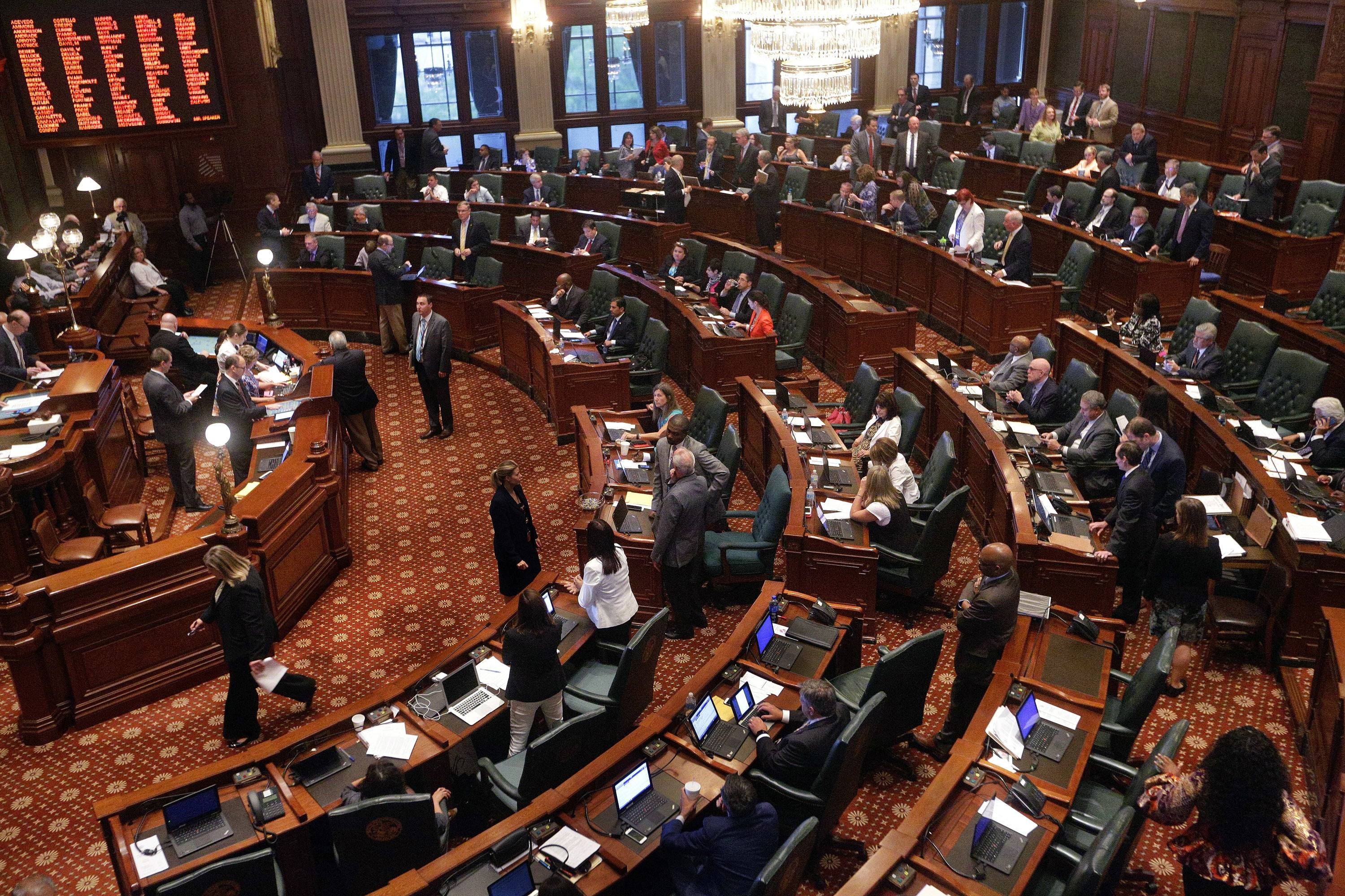While Illinois lawmakers struggle to close an $8 billion budget hole, the state is losing more than even more revenue because of tax breaks.