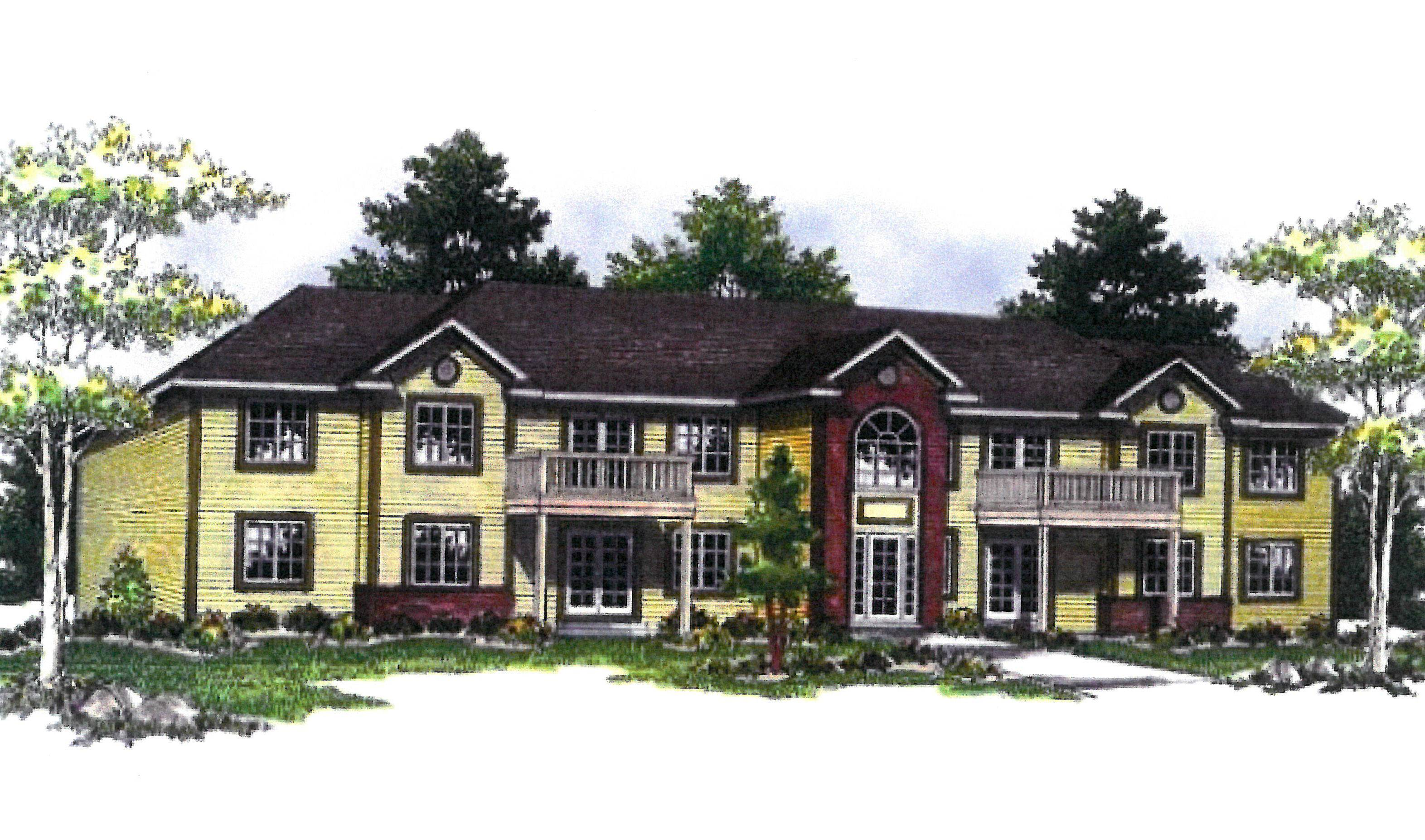 Local Developer Bruce Oehlerking Is Proposing Building 10 Market Rate  Rental Apartment Buildings On The