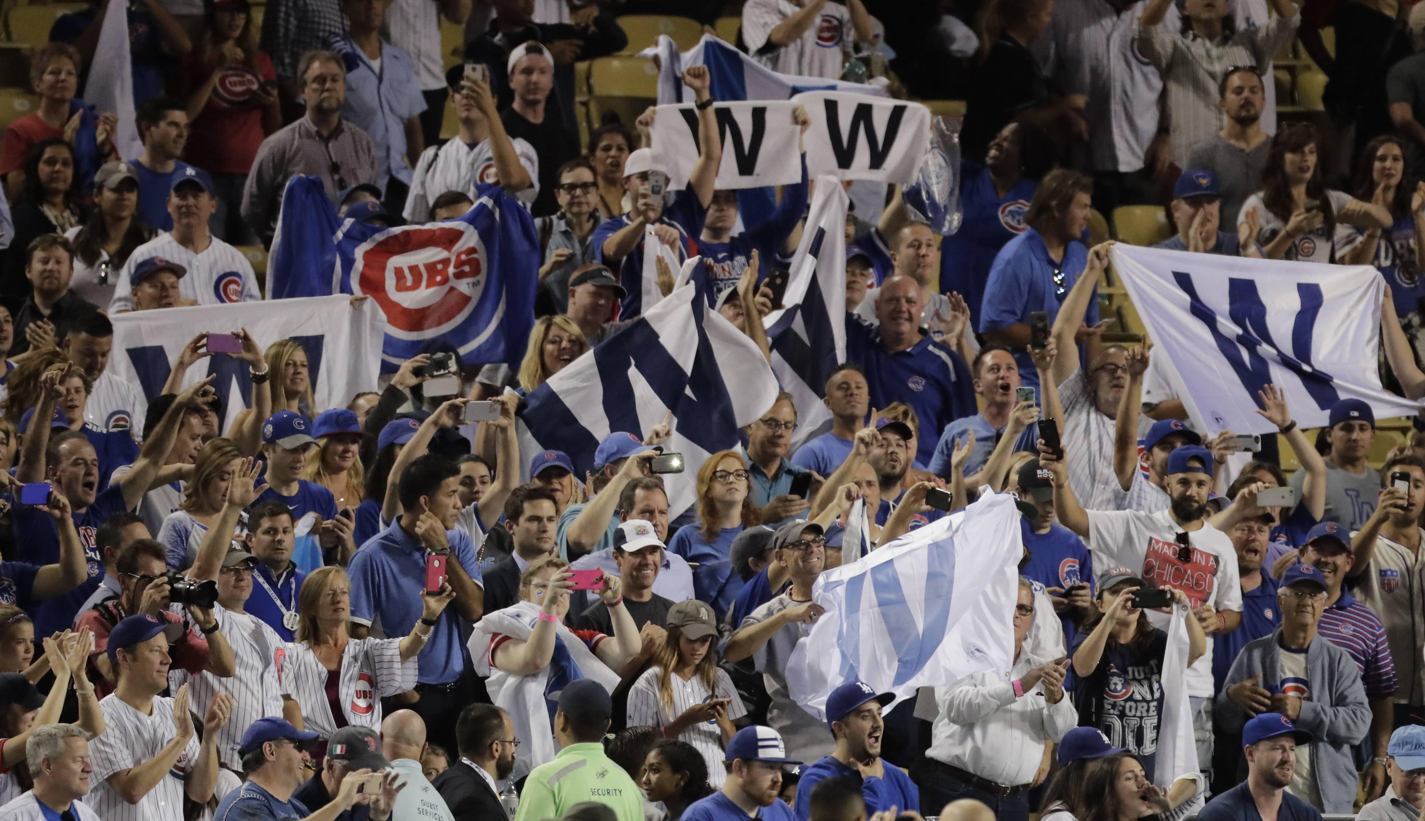 Rozner: Chicago Cubs won't allow narrative to engulf them