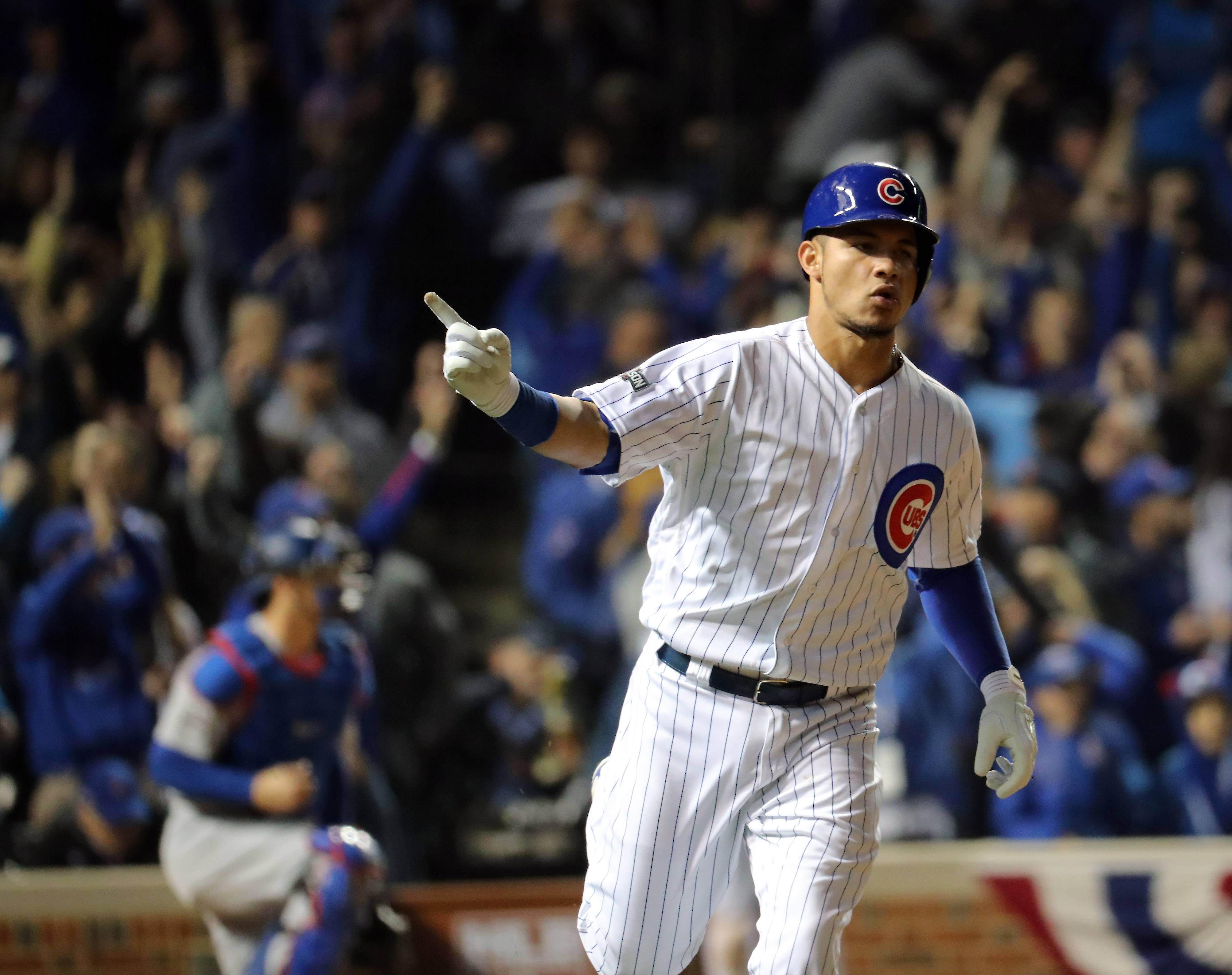 Rozner: Cubs defy odds, history with pennant