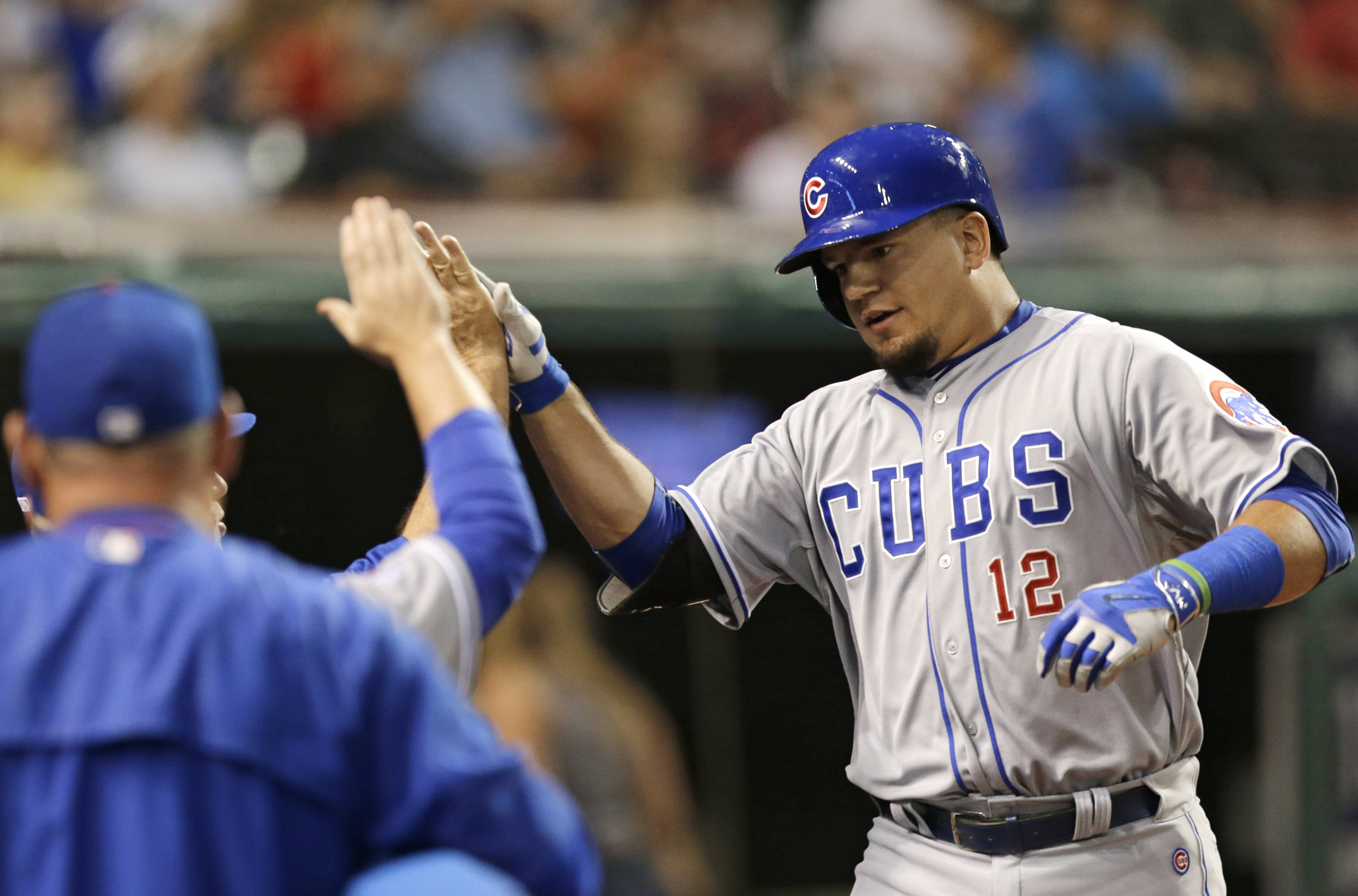 A Schwarber return looks possible