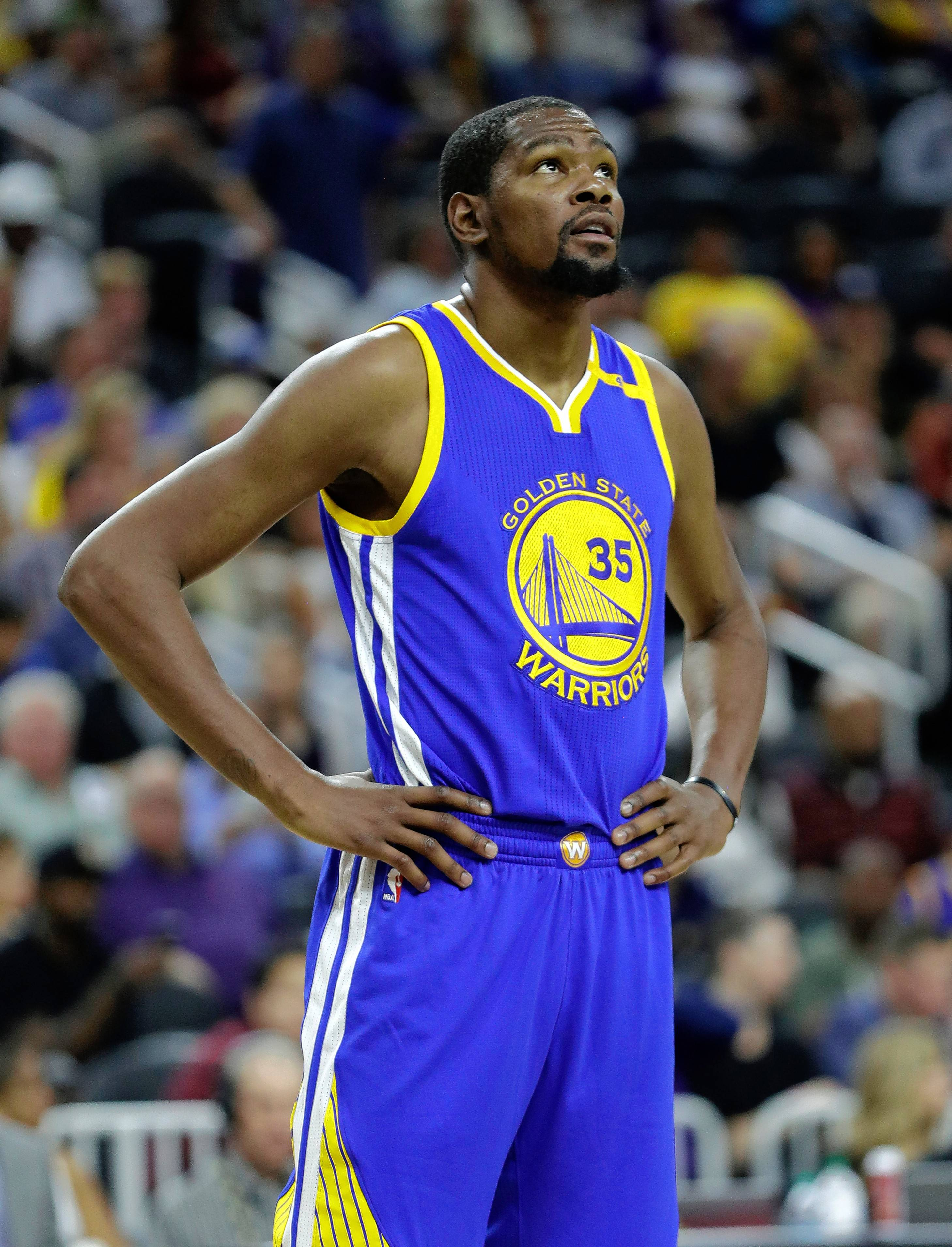 Kevin Durant joining the already-strong Golden State Warriors is the dominant theme of the 2016-17 NBA season.