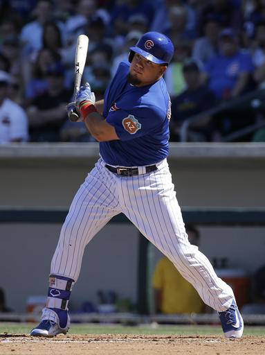 Cubs pondering World Series return for slugger Schwarber