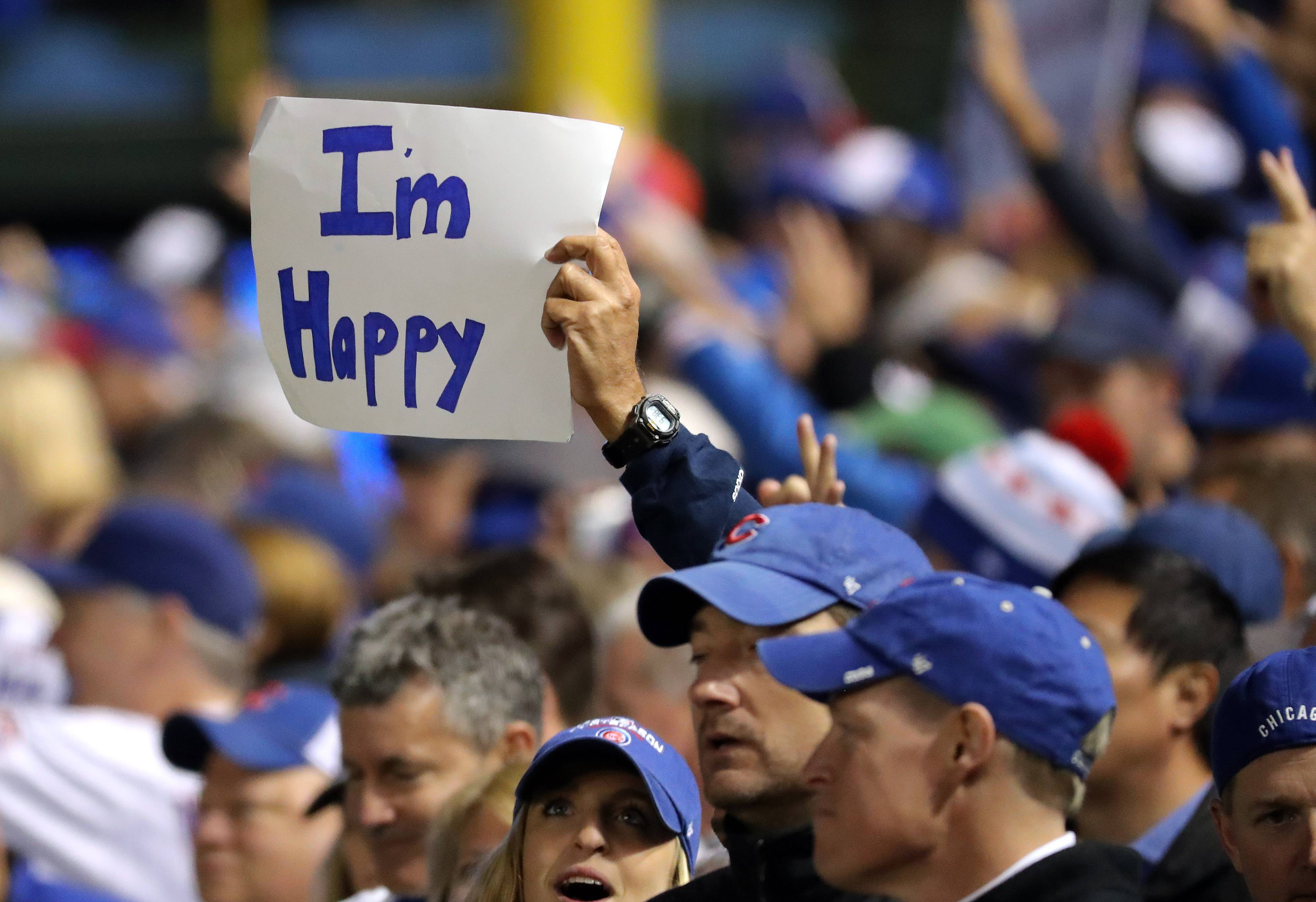 Yes, there is crying in baseball, for the Cubs