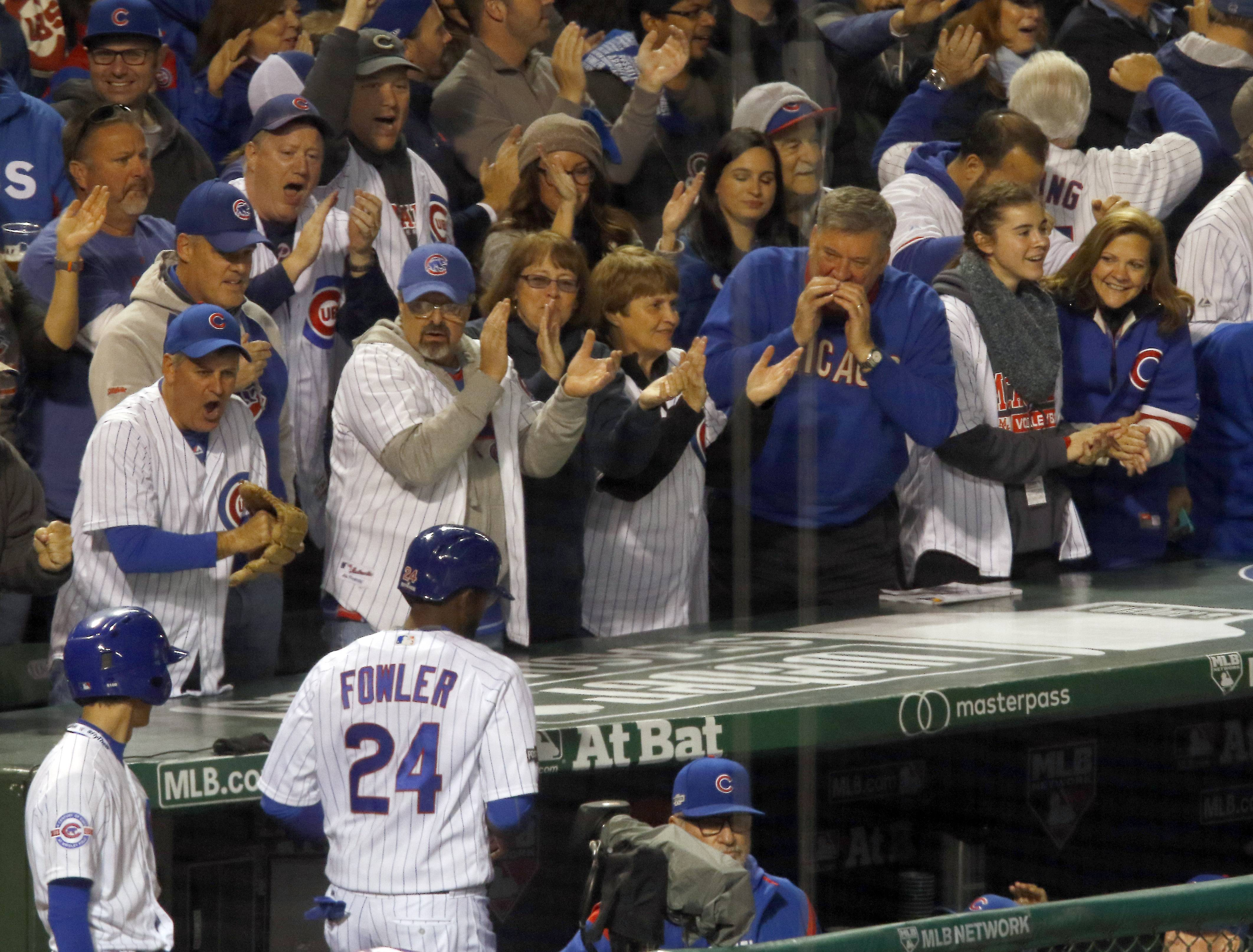 Chicago Cubs fans figure to have plenty to cheer about for years to come as their team begins the World Series tonight in Cleveland.