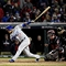 Chicago Cubs strike out against Cleveland in Game 1 of World Series
