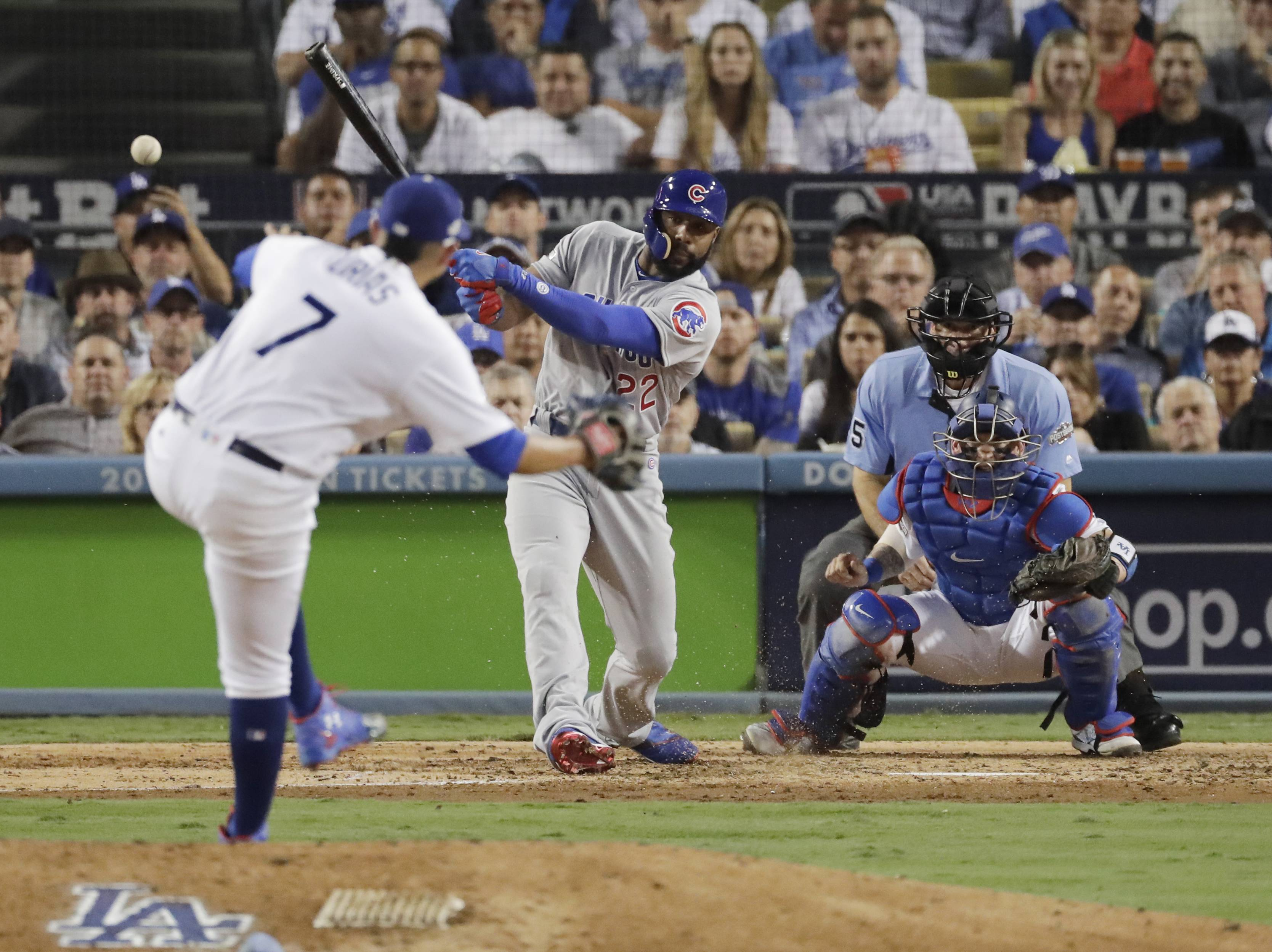 The Chicago Cubs have cleared a World Series roster spot for Kyle Schwarber, who missed nearly all of the regular season after a serious knee injury.