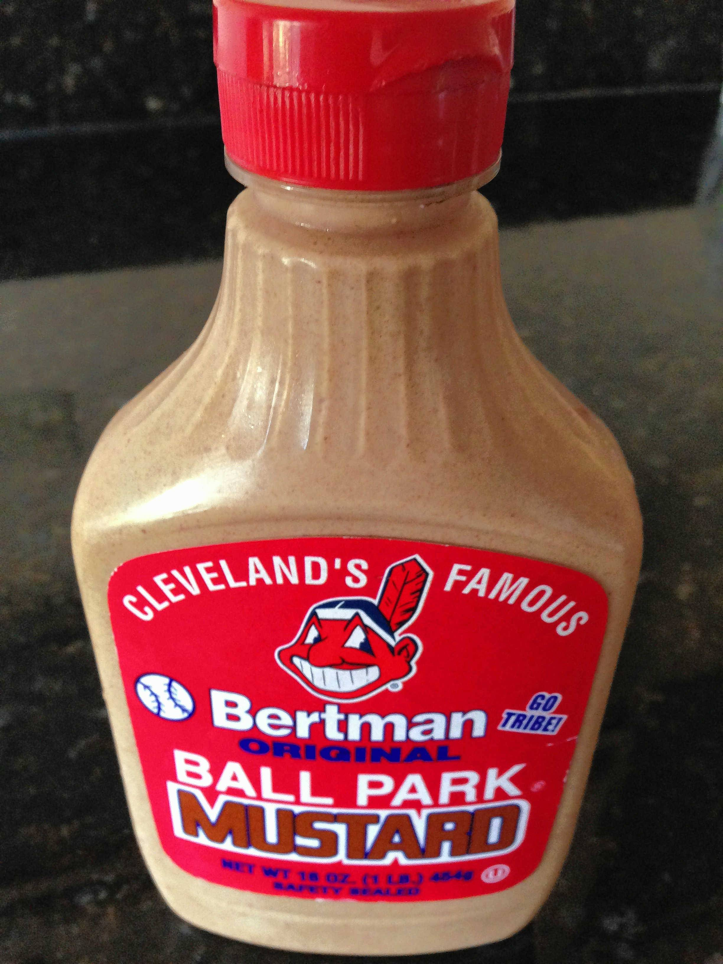 Bertman Original Ball Park Mustard has been part of Cleveland Indians baseball for about 90 years.