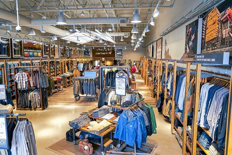 73030e5ffea Carhartt clothing store to open in Gurnee Friday