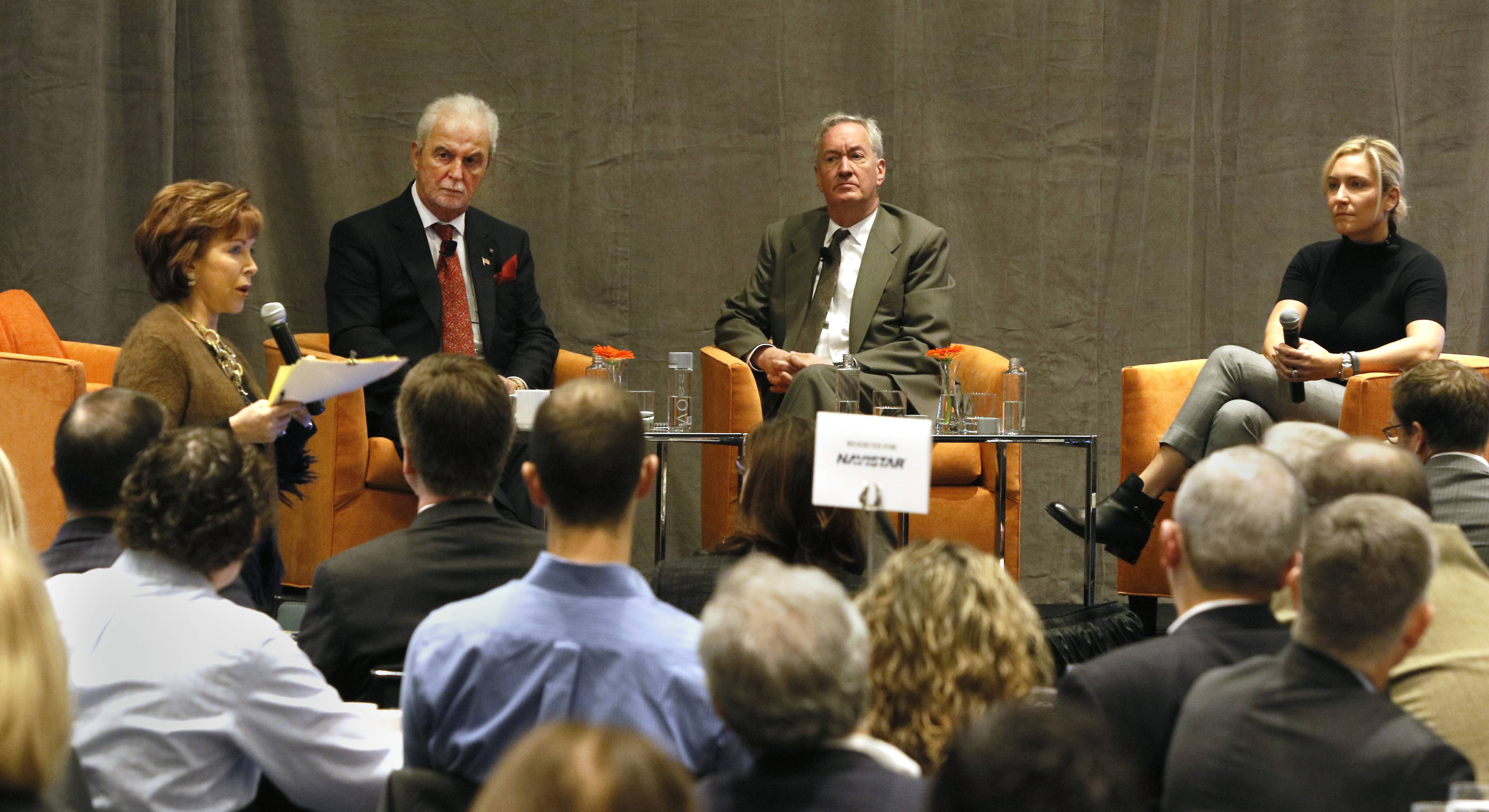Naperville panel encourages continued economic caution