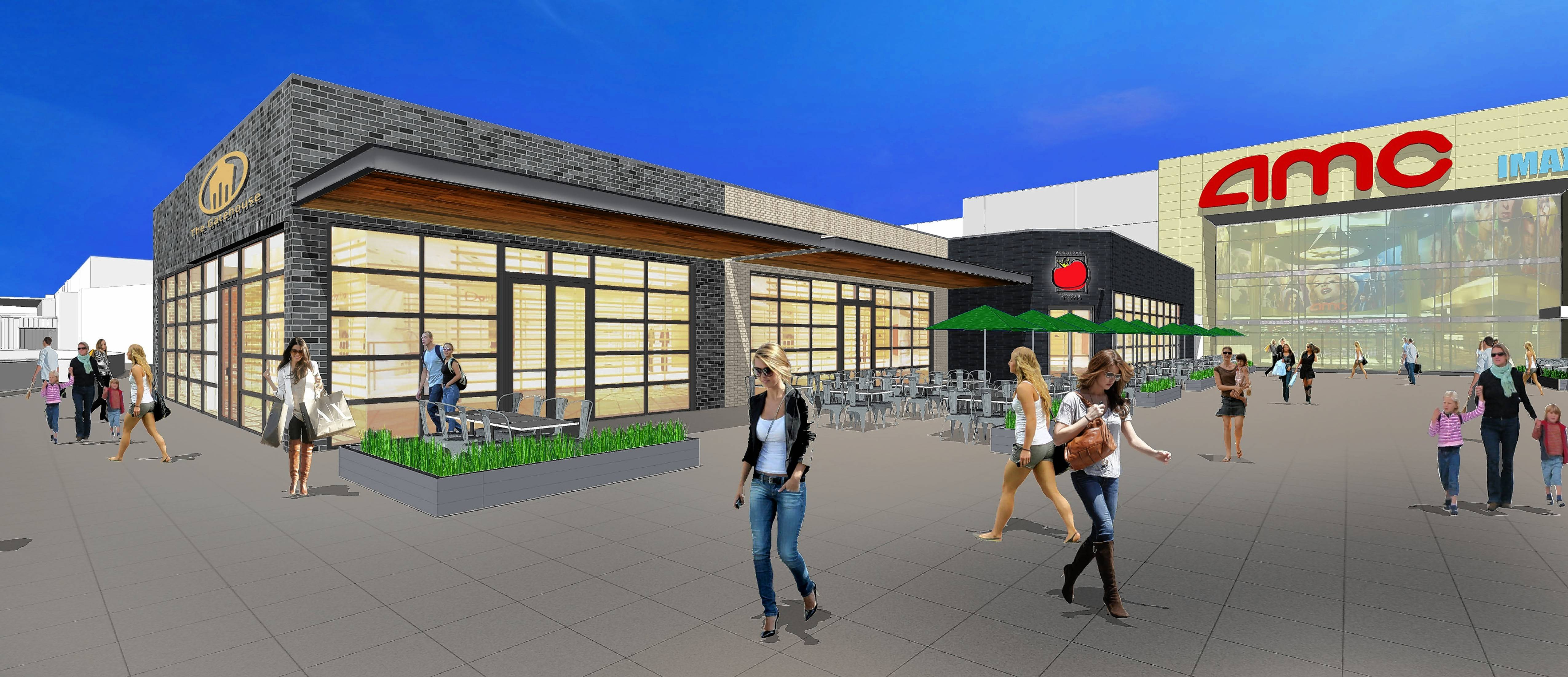 oakbrook center restaurants il. nearly a dozen food vendors and restaurants are expected to open in the next few months oakbrook center il n