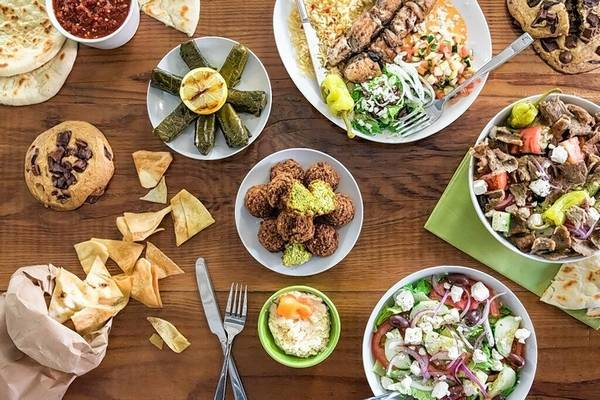 Courtesy Of Oakbrook Center Greek Kitchen Is Opening Its Fifth Location And First In The Suburbs