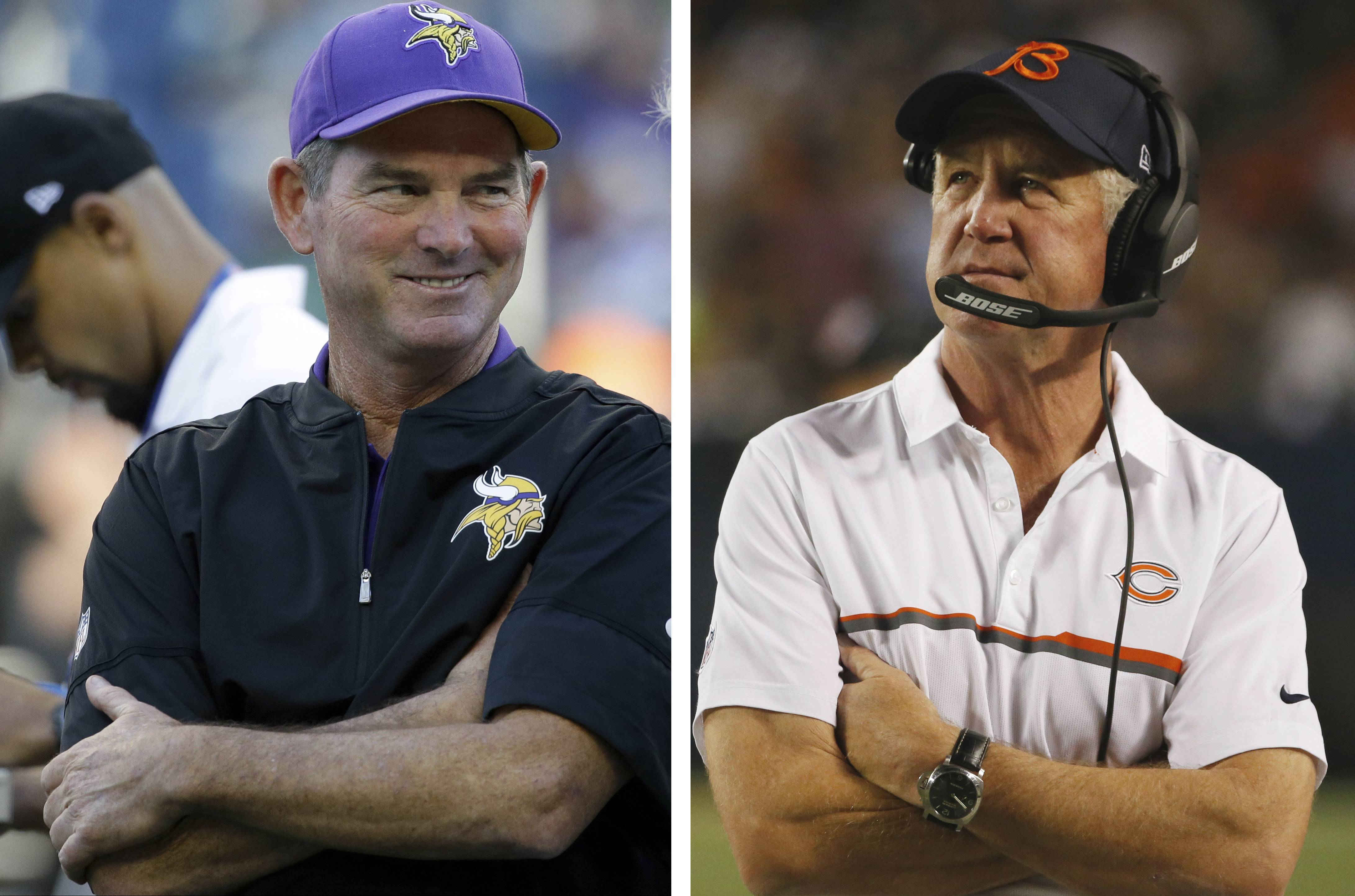 The Chicago Bears are preparing to take on the 5-1 Minnesota Vikings Monday night. Though the Vikings had 4 turnovers in last week's loss against the Eagles — their first loss of the season — the Bears aren't expecting an easy ride.