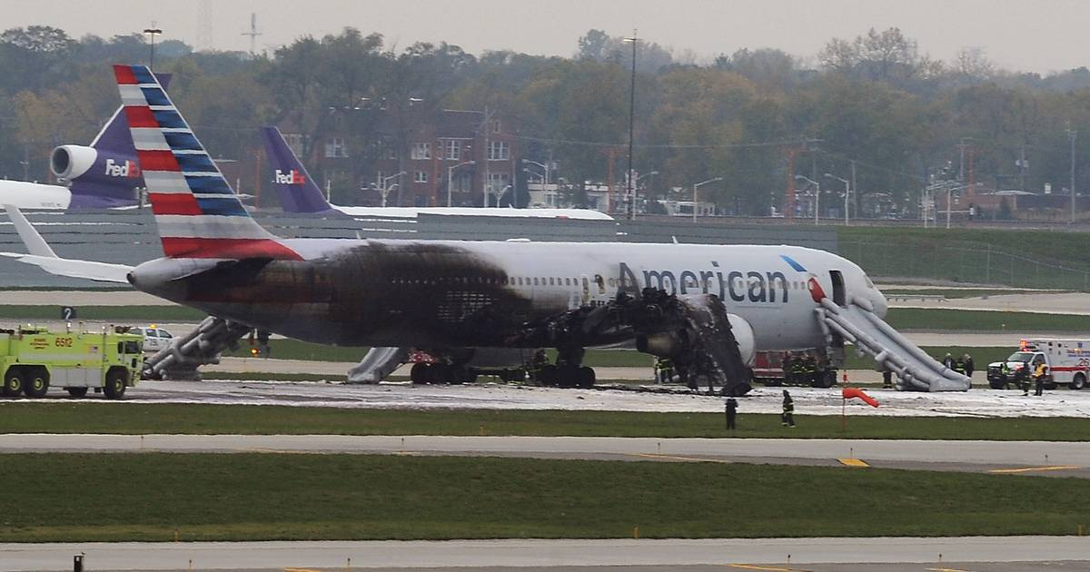O Hare Plane Fire Could Have Been Absolutely Devastating