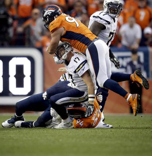 San Diego Chargers Denver Broncos: Broncos' 27-19 Win Over Chargers Sets Up Showdown In Oakland