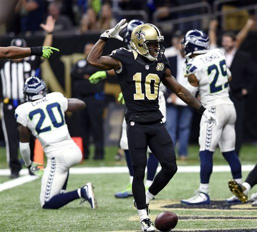 25 30 Seattle: Saints Get Physical, Outlast Seahawks 25-20