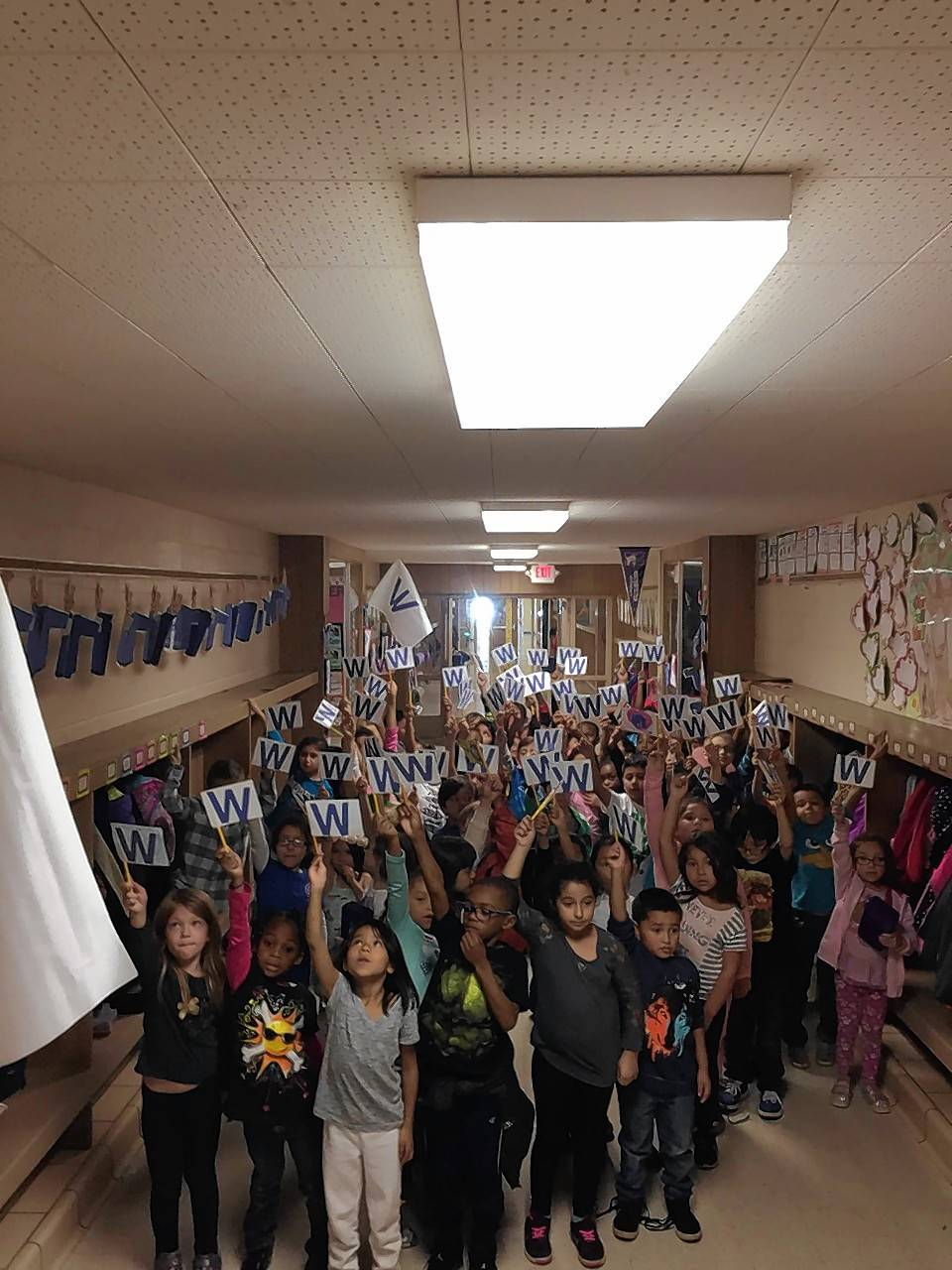 not many students  u0026 39 sick u0026 39  with cubs fever thursday  but for