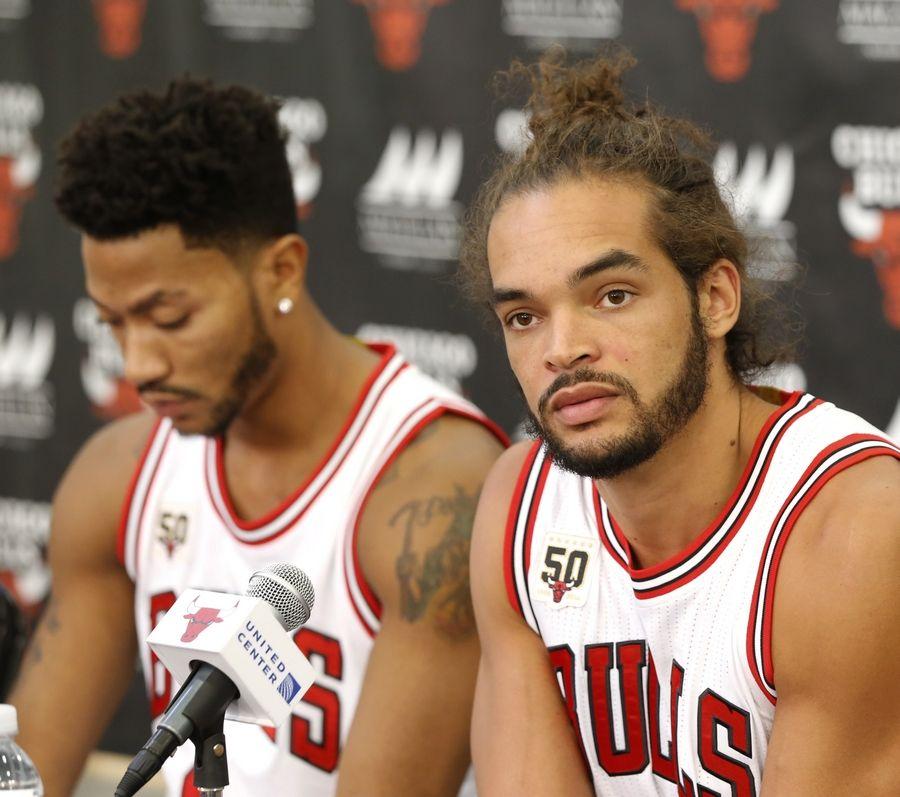 Joakim Noah Bulls Hair