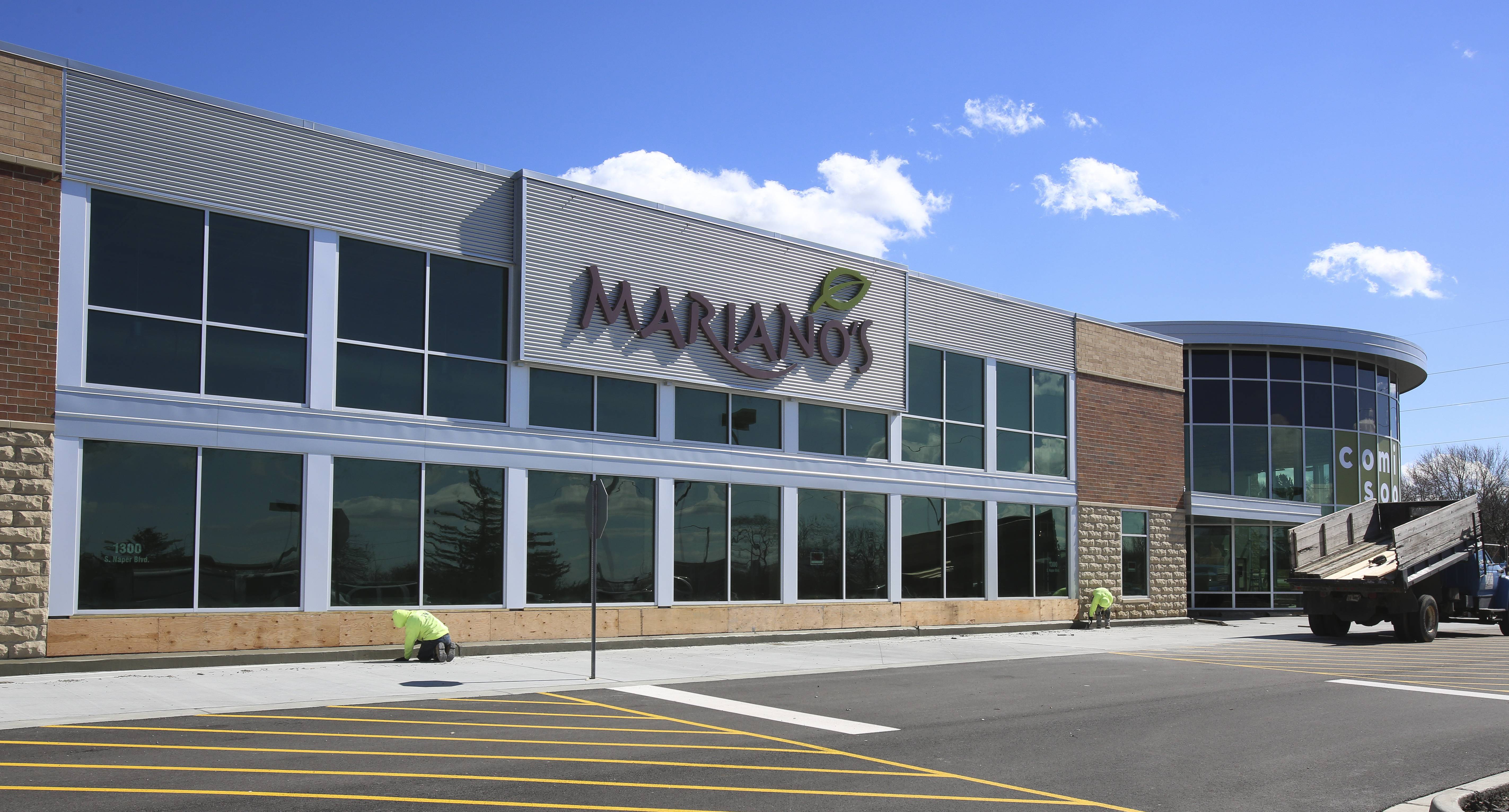 City council members in Naperville say it's time to find a complete solution to the noise neighbors are experiencing behind the new Mariano's at 1300 S. Naper Blvd.