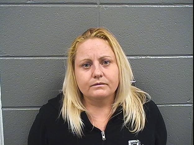 Jamie B. Detwiler is accused of stealing jewelry from phony real estate showings in Palatine and Wheeling.