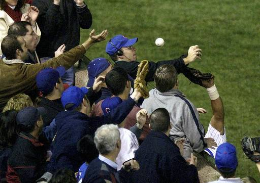 Steve Bartman 'overjoyed' with Cubs, but won't be at parade