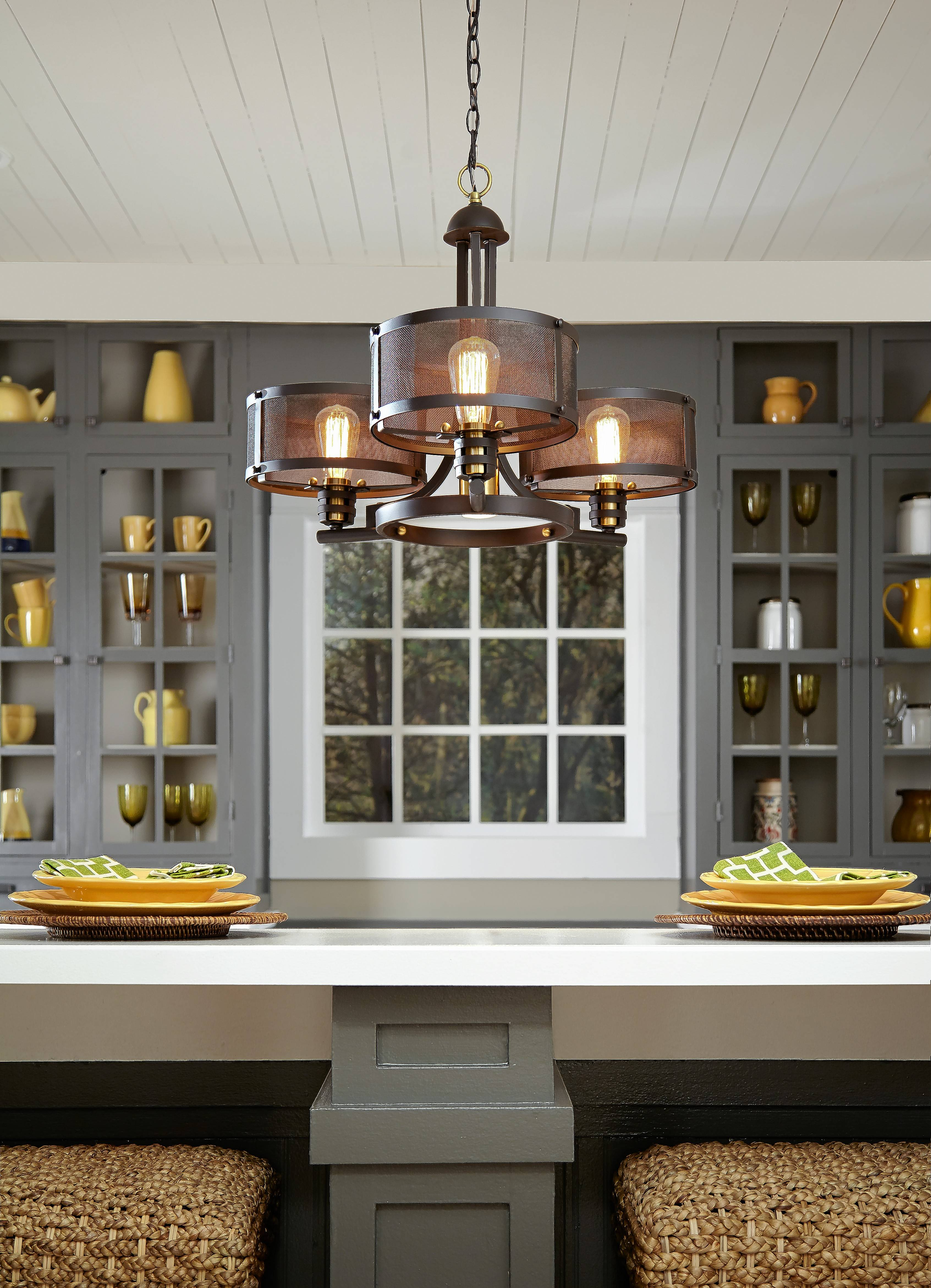 lighting trend. A Popular Choice Today In Light Fixtures Is Softer Gold -- Which Designers Call Lighting Trend