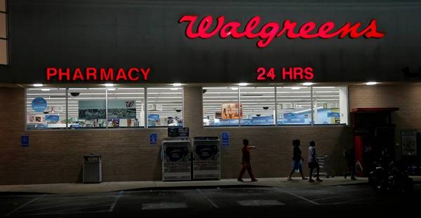 Walgreens Sues Ex Partner Theranos Over Blood Testing Agreement