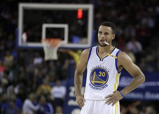 【結界】Stephen Curry在斯坦普斯中心失去三分球能力?!