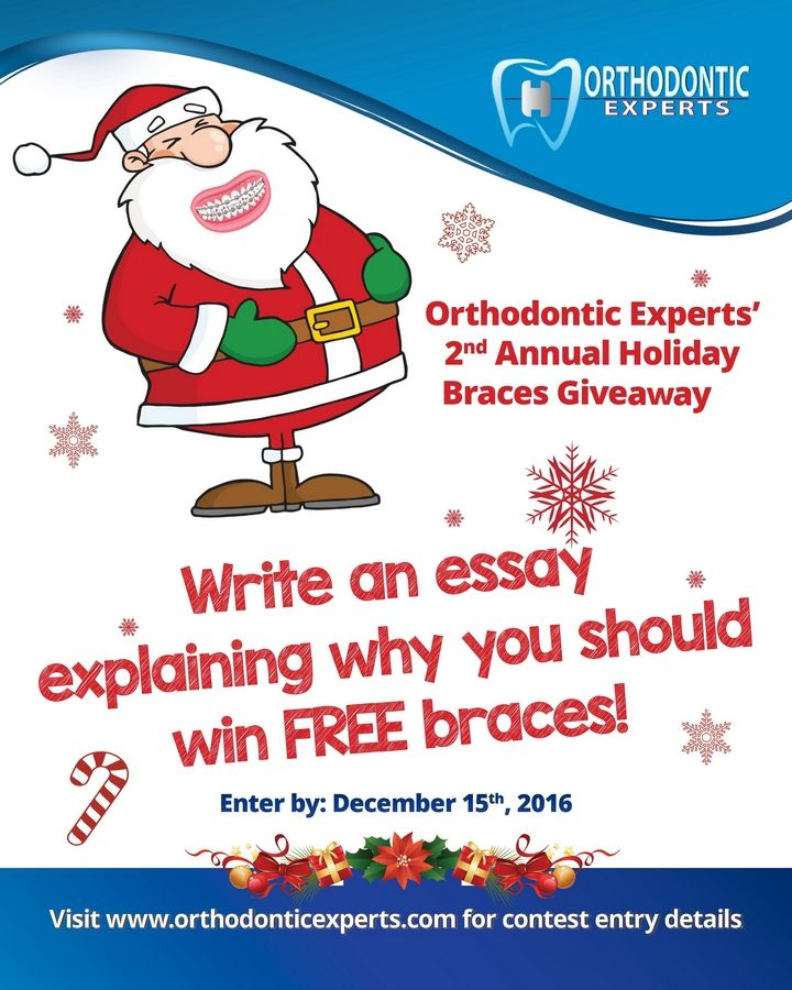 Orthodontic Experts To Give Away $20,000 in Free Braces