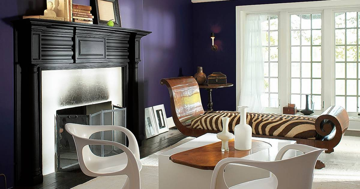 benjamin moore names 2017 color of the year. Black Bedroom Furniture Sets. Home Design Ideas