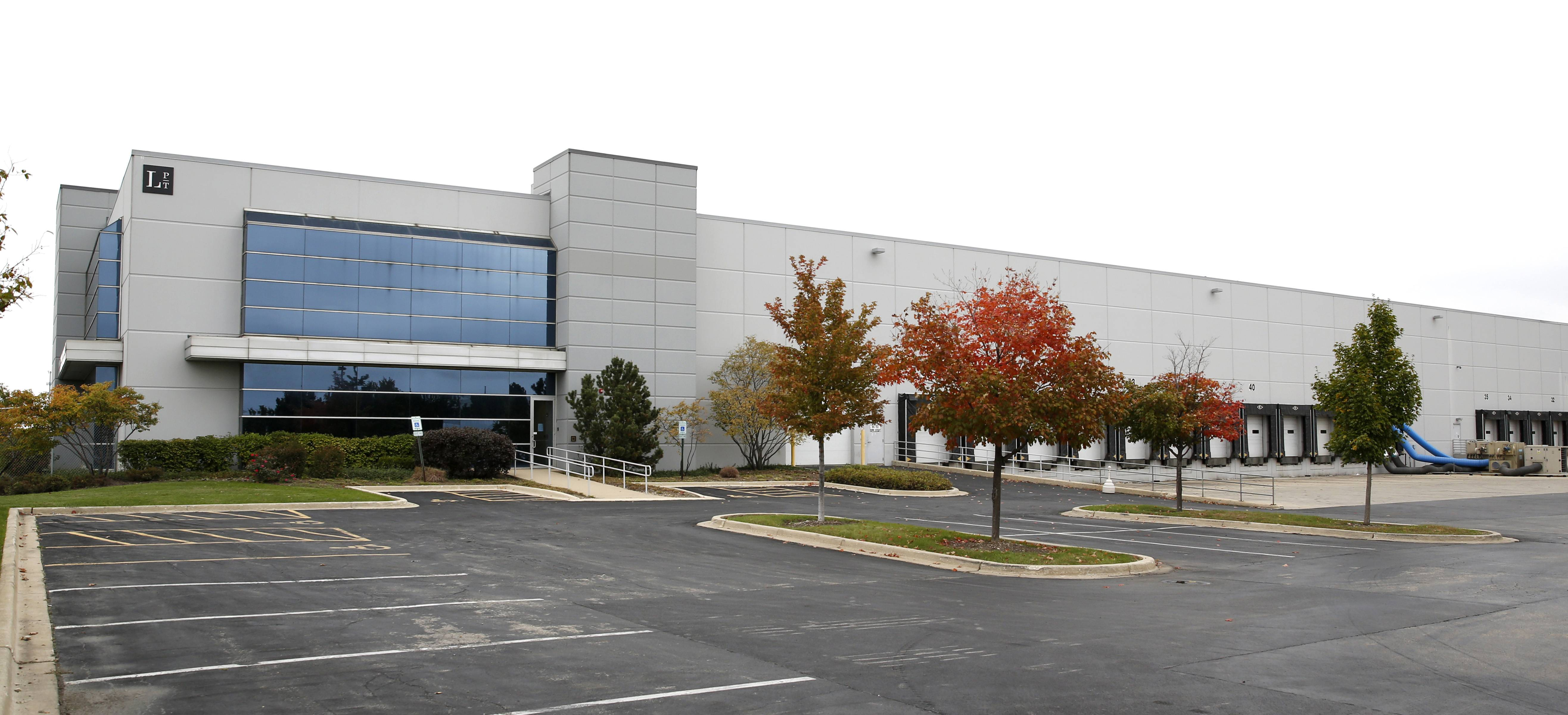 A JLL building in Bolingbrook is available for lease.