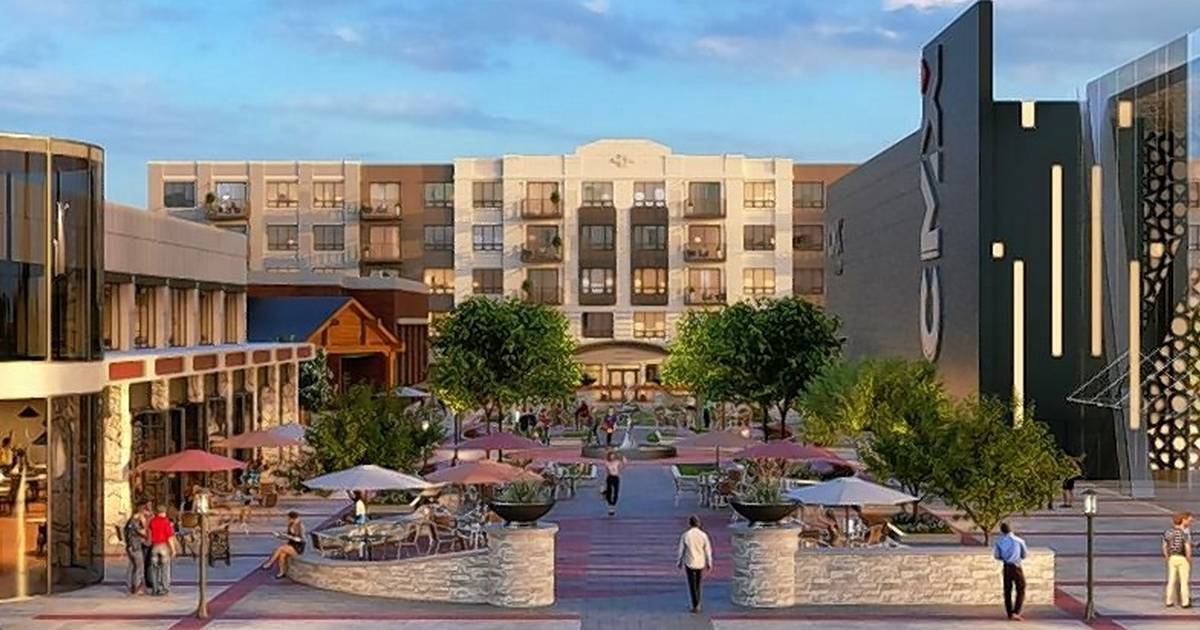 Water Street District S Debut Wows In Downtown Naperville