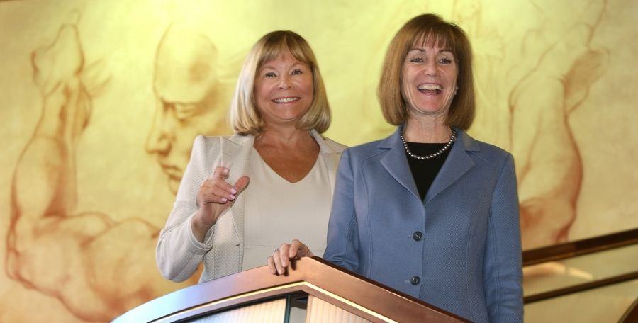 Pam Davis, system CEO of Edward-Elmhurst Healthcare, announced Thursday that she plans to retire at the end of June 2017. She'll be replaced by Mary Lou Mastro, who currently serves as president & CEO of Elmhurst Hospital.