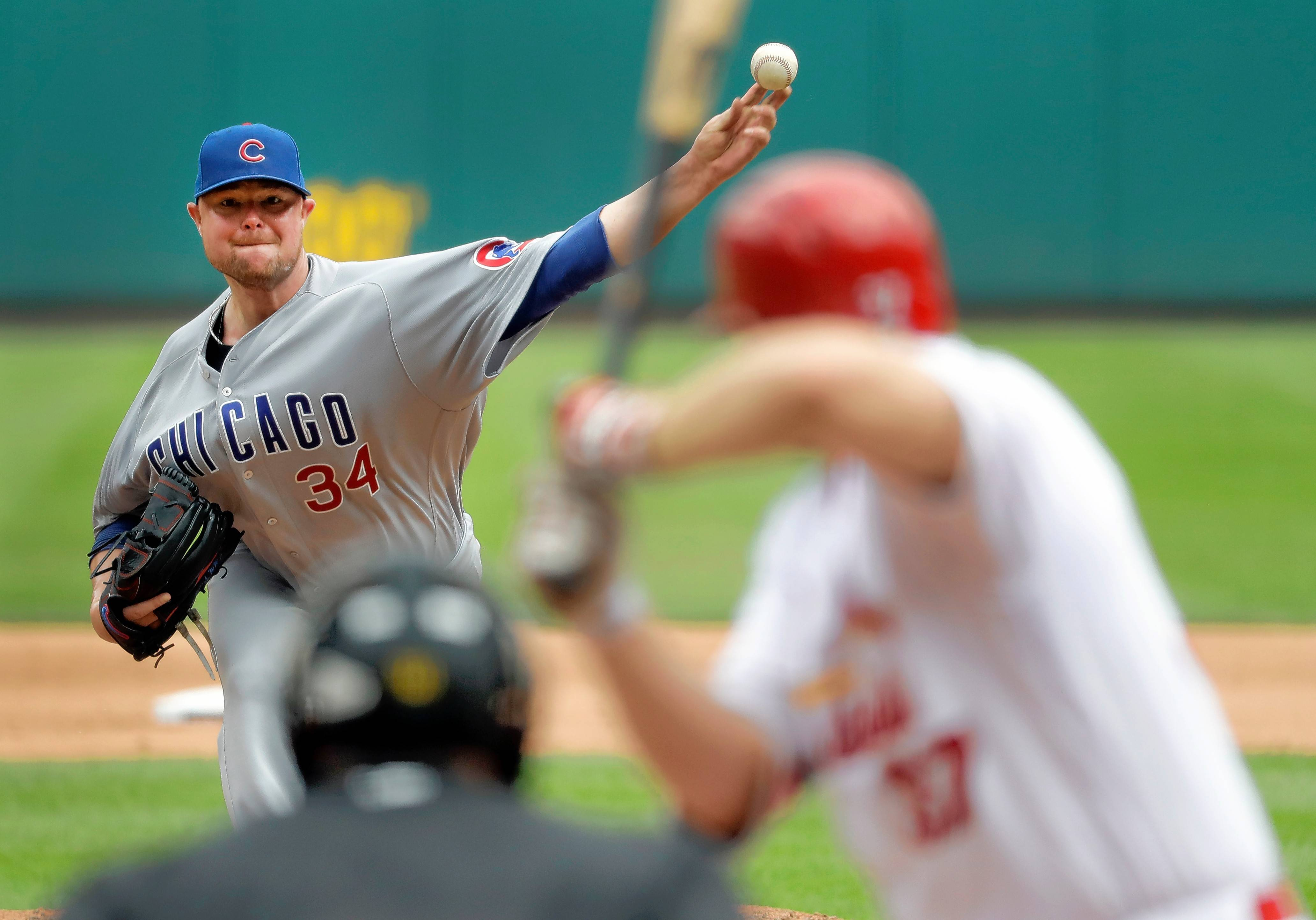 The World Champion Chicago Cubs will open the 2017 season against the St. Louis Cardinals at Busch Stadium in a prime-time TV game on Sunday, April 2.
