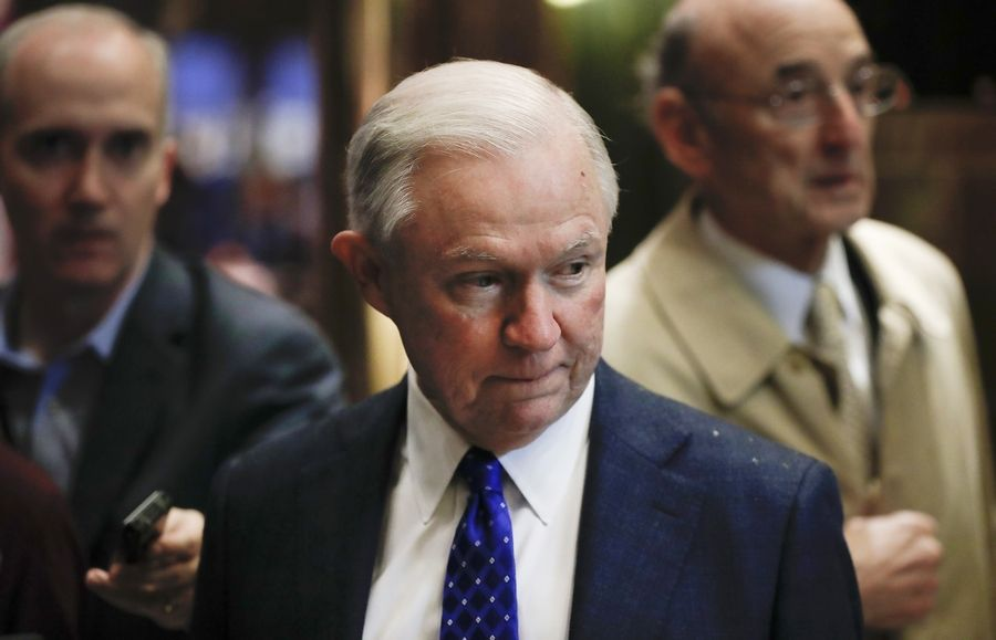 Why Donald Trumps Pick For Attorney >> Alabama S Jeff Sessions Said To Be Trump S Pick For Attorney General