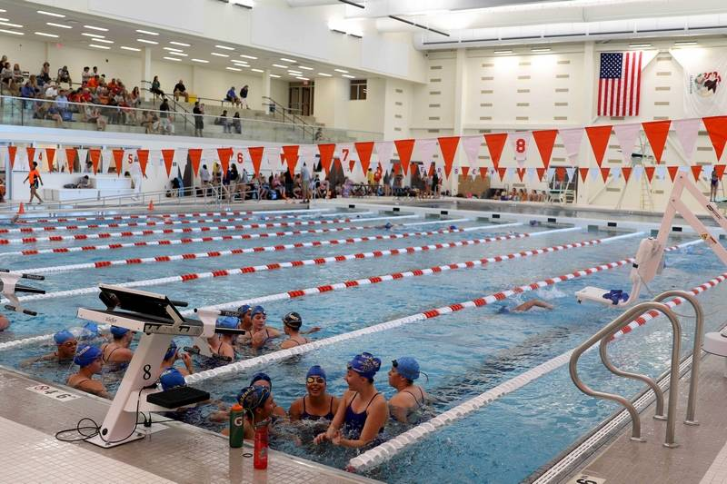 District 214 water polo club wants time at new prospect pool for Deans high school swimming pool
