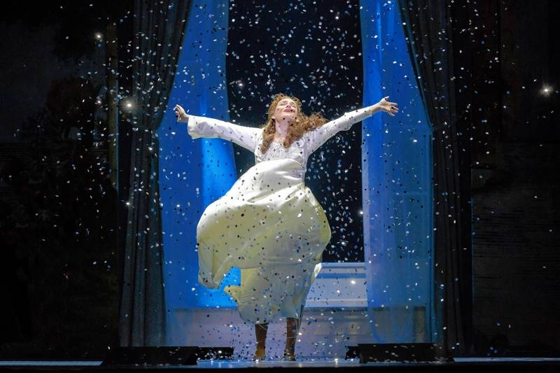 'Finding Neverland' musical flounders at Chicago's ...
