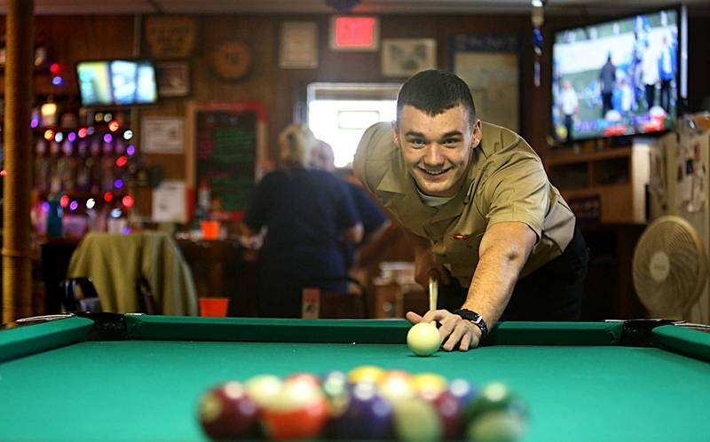 Palatine Legion offers sailors a homey place to celebrate Thanksgiving