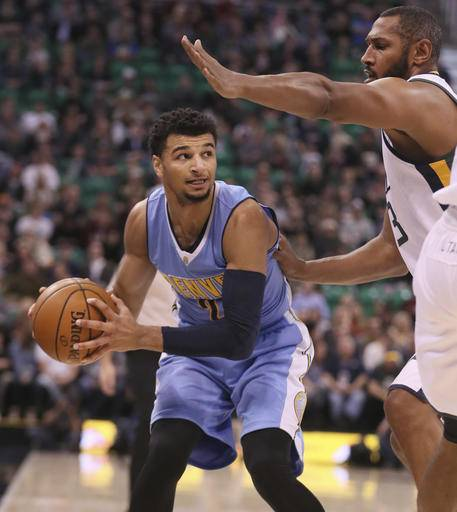 Denver Nuggets Guards: Hill Scores 22 In Return, Jazz Beat Nuggets 108-83