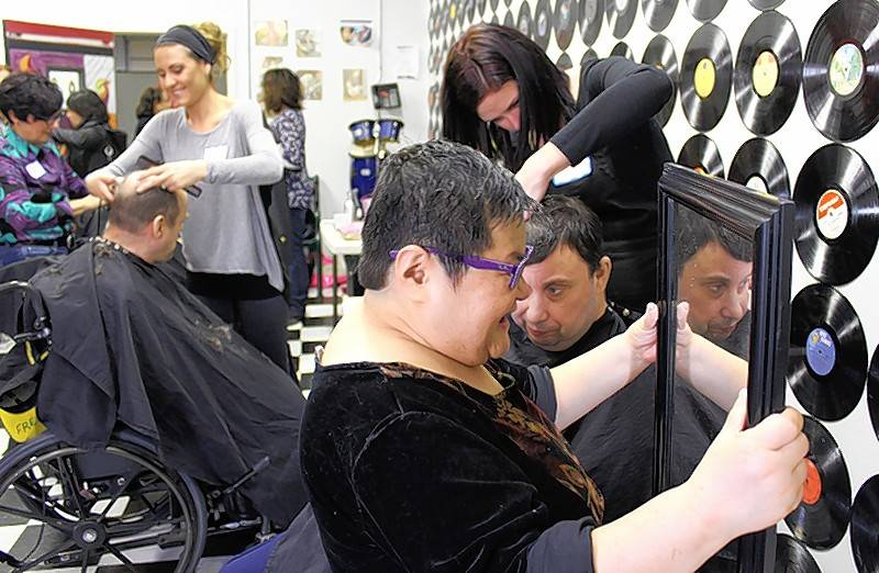 in style hair salon avalon park nonprofits lean to corporate giving as state funding 6884
