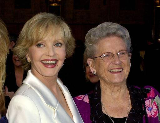 Florence Henderson was...