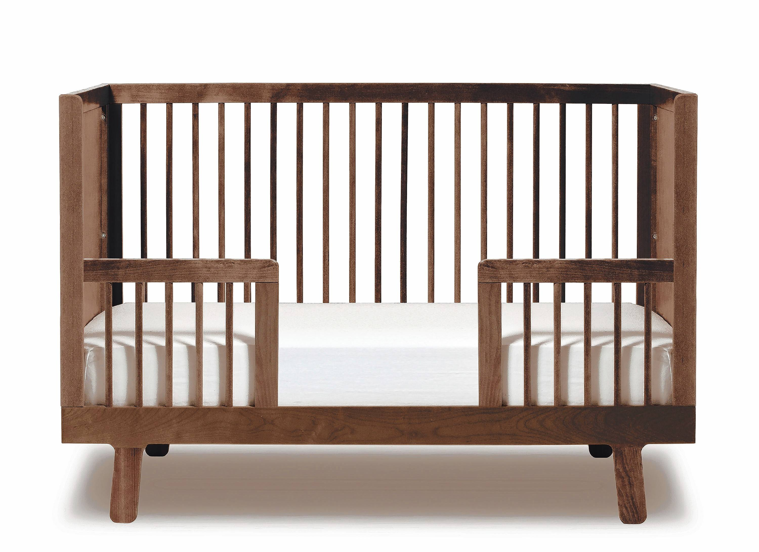 Great New York Based Oeuf Sells A Sparrow Crib That Converts Into A Bed For  Toddlers